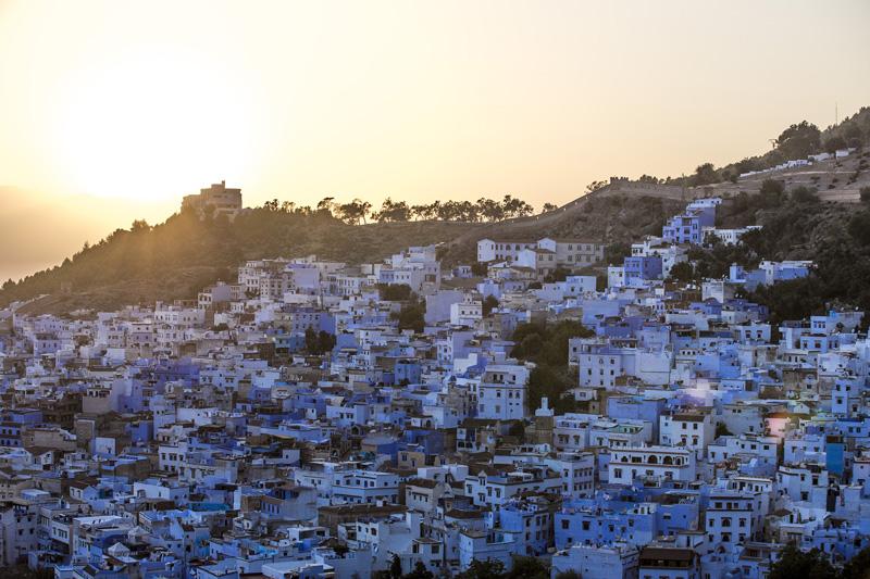 Marrocos um dos 10 destinos diferentes que cabem no seu bolso
