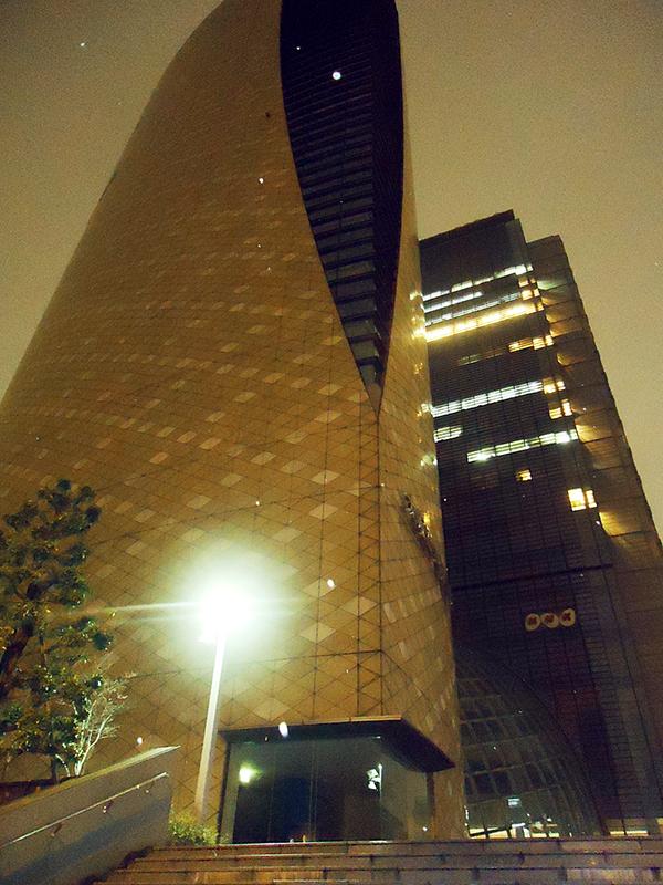 prédio da emissora NHK