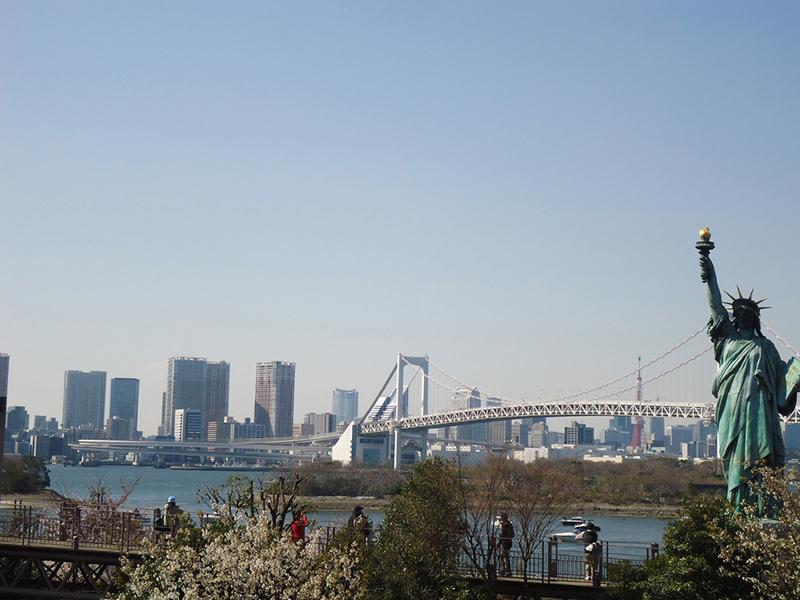 ponte raibow bridge