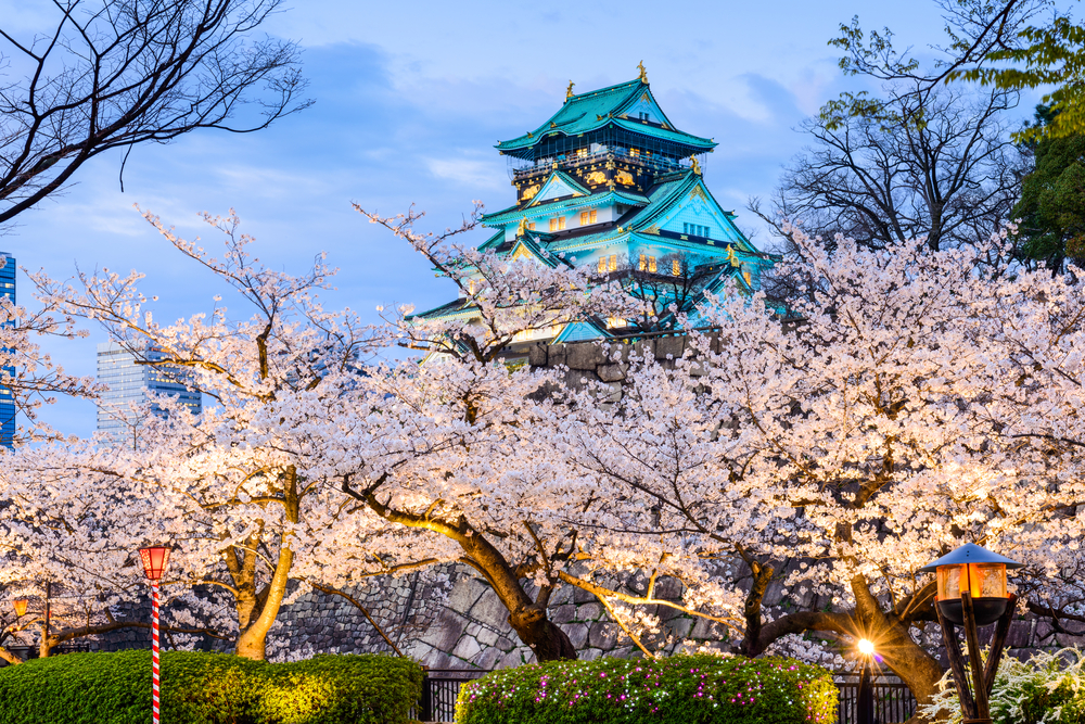 Castelo de Osaka - Osaka
