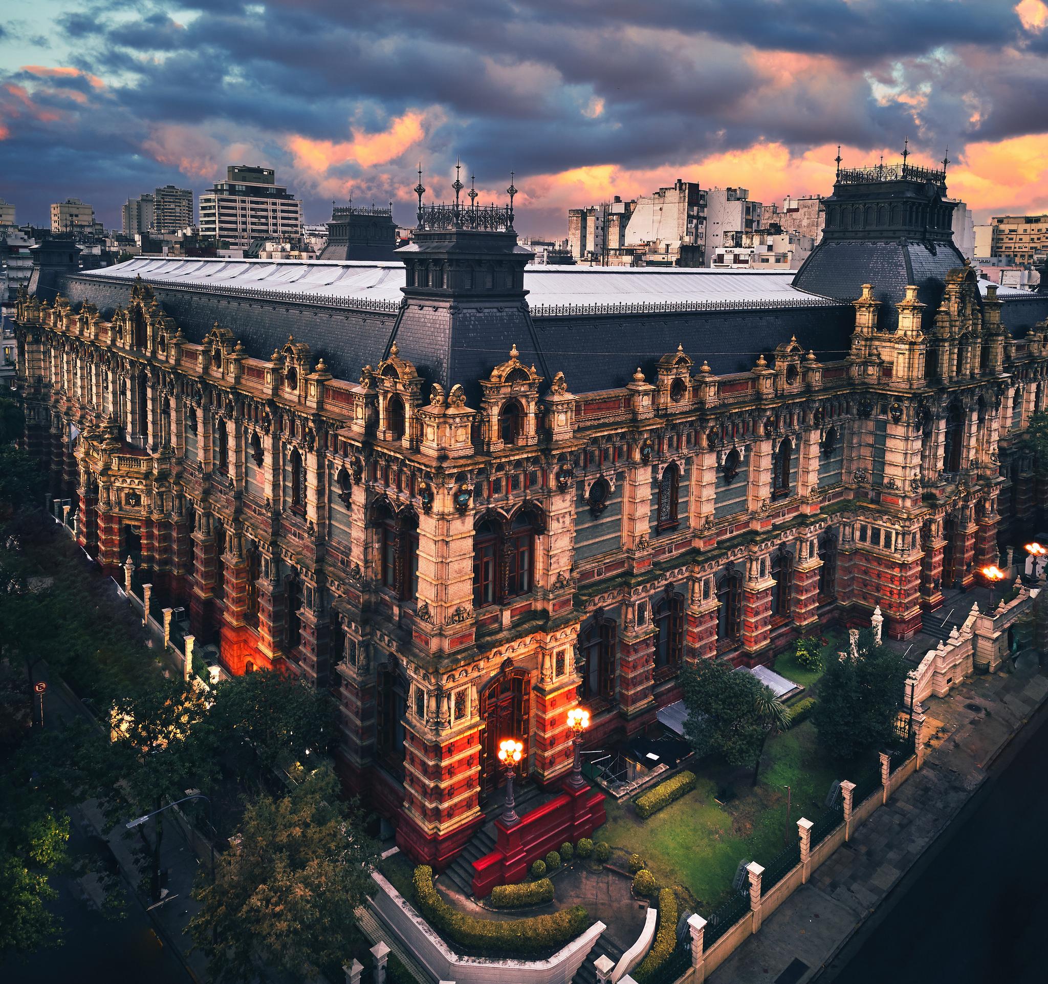 Palácio de Aguas Corrientes