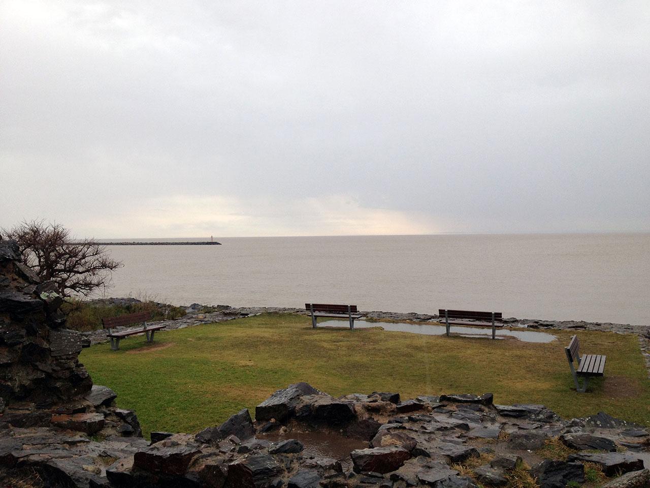 Vista para o Rio da Prata