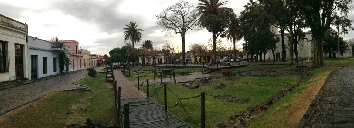 plaza mayor panorama